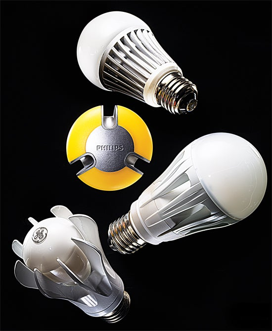 LEDs Dethrone Compact Fluorescents as King of Eco-Friendly Lightbulbs