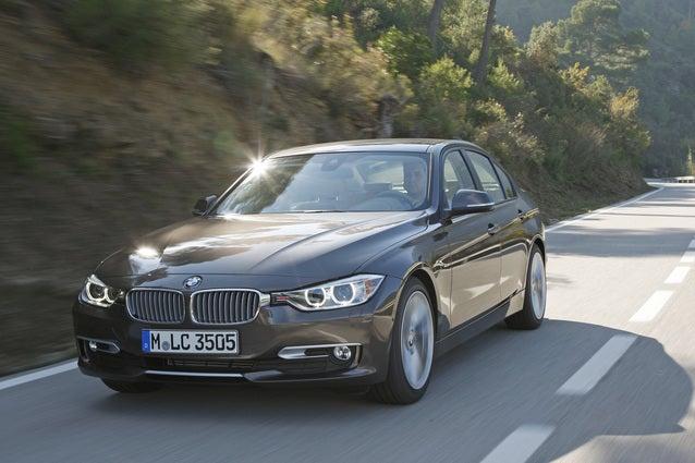 Test Drive: the 2012 BMW 3 Series Sedan