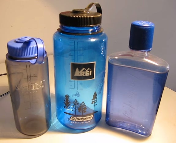 Are BPA-Free Bottles Just As Bad?