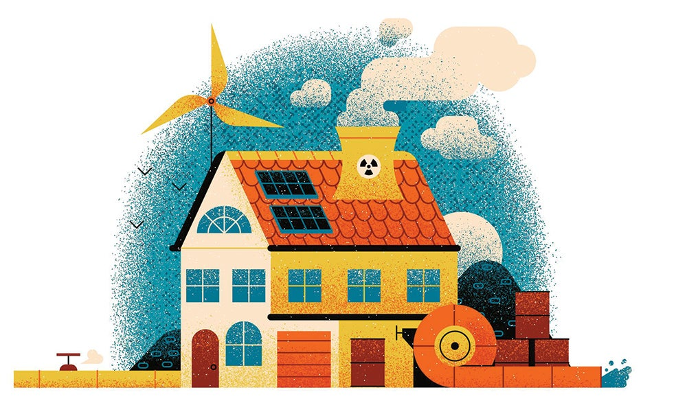 What it really takes to power your home for a day