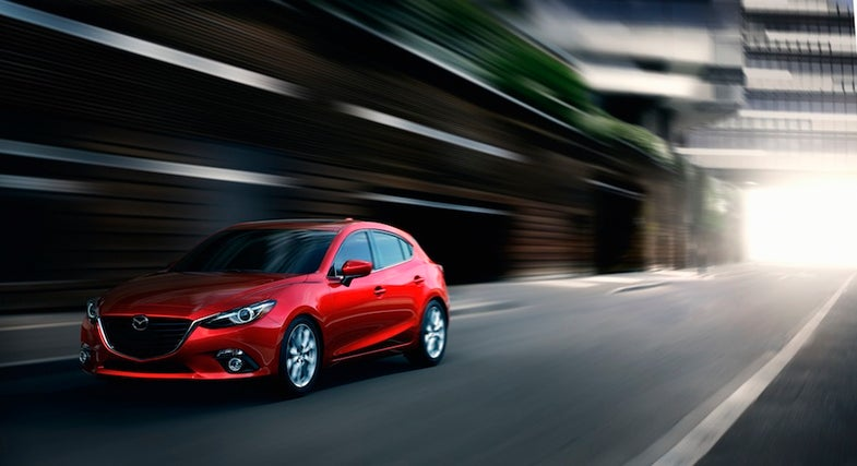 The 2014 Mazda3 Will Have A Head-Up Display