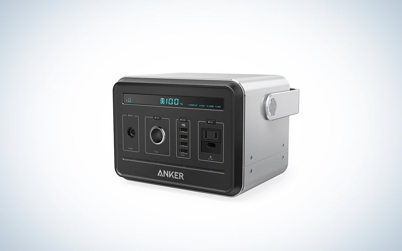 An extra large portable power source for 45 percent off? I'd buy it.