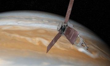 How The Fastest Spacecraft Ever Will Get Into Orbit Around Jupiter