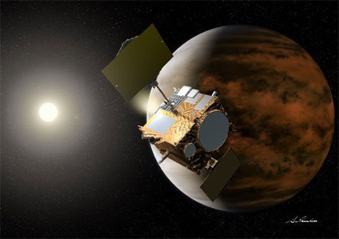 Japan May Scale Back Its Space Ambitions After Probe Misses Venus