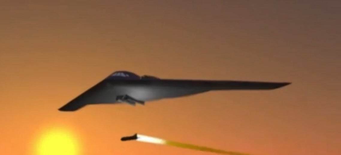 Congress Pressures Air Force To Finish Its Cyber Missile
