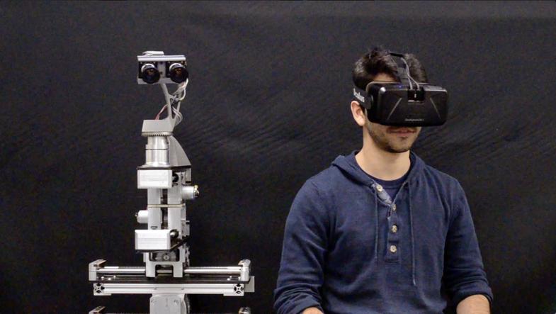 UPenn's DORA telepresence robot