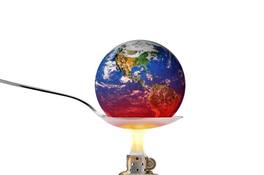 Human Cause, Global Effect