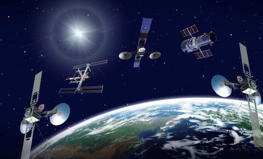 Developing Space Programs To Launch Dozens Of Satellites In The Next 10 Years