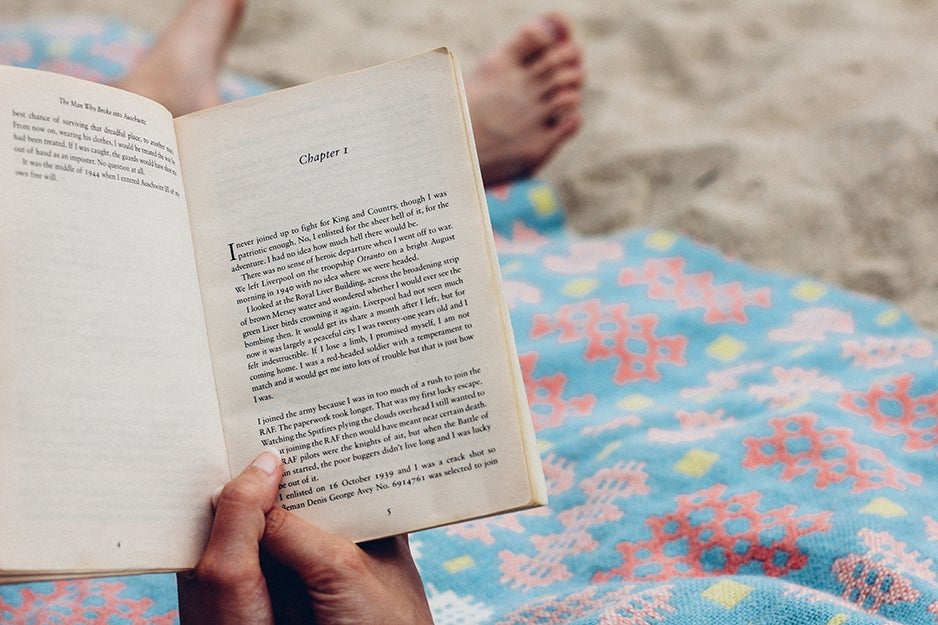 8 books to read on your beach vacation