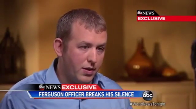 What Social Psychology Says About Darren Wilson And Michael Brown