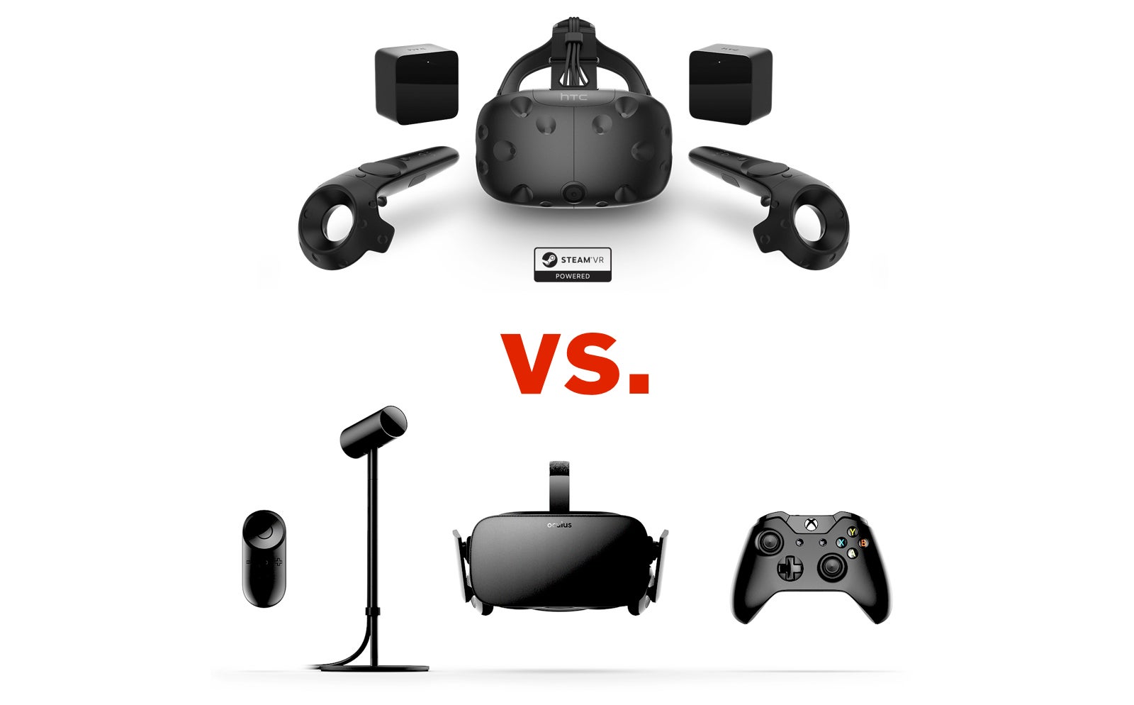 Oculus Rift Vs HTC Vive: Which Should You Pre-order?