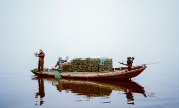 """""""Water Stories"""" Is A Haunting Document Of Global Water Issues"""