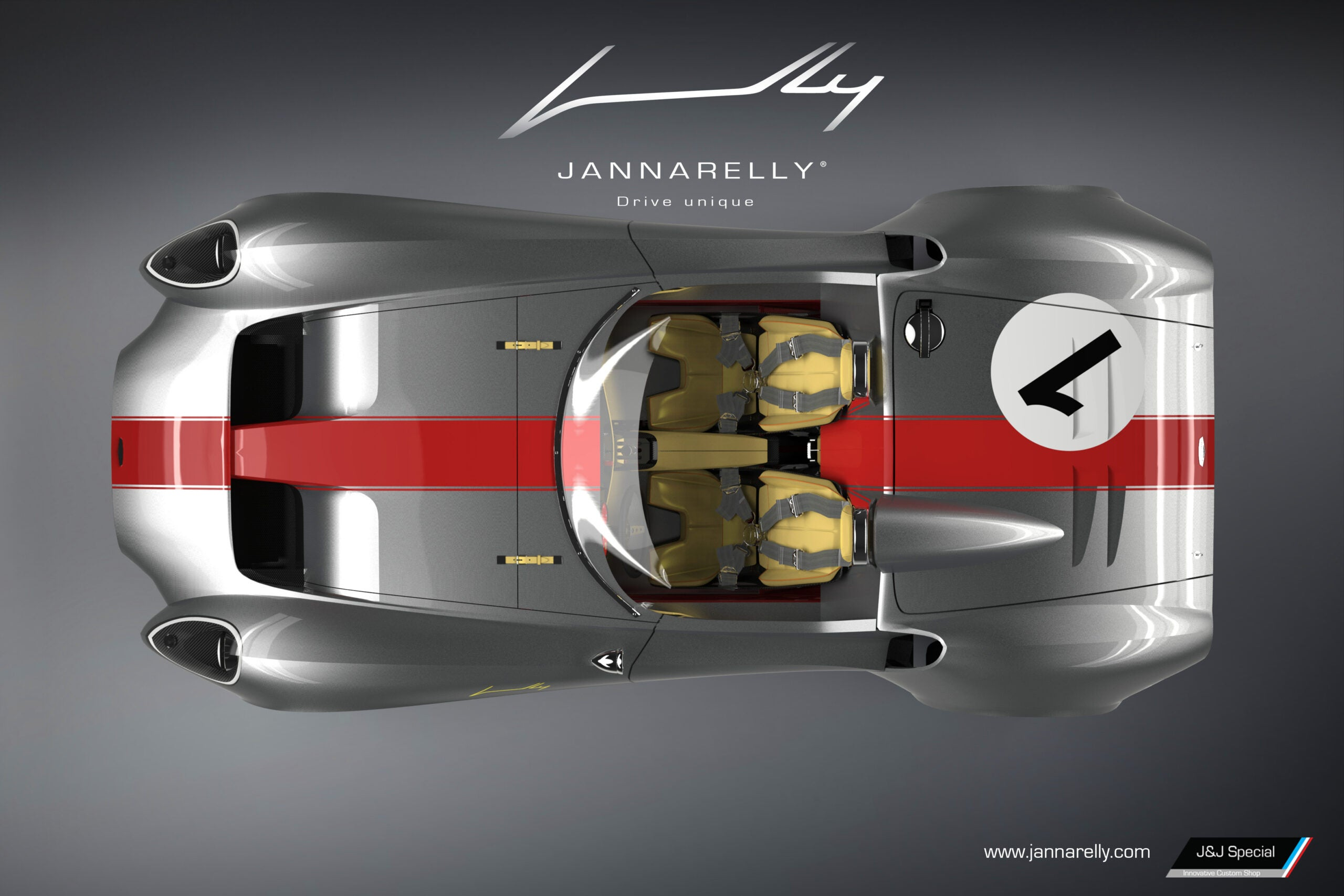Jannarelly Builds a New Car Company on Old-Car Style