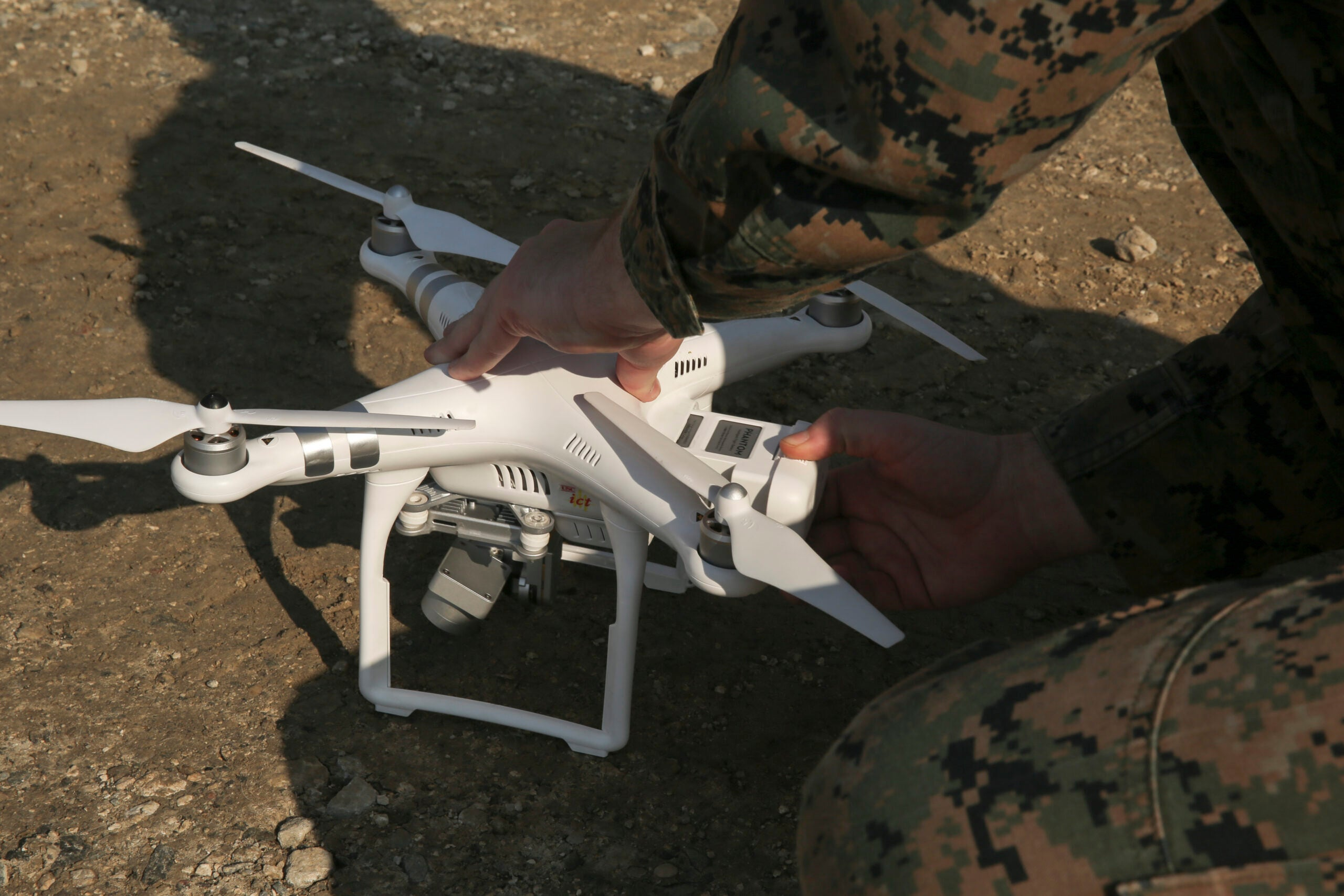 Consumer drones are causing problems for the military