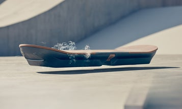 How Lexus Made A Hoverboard
