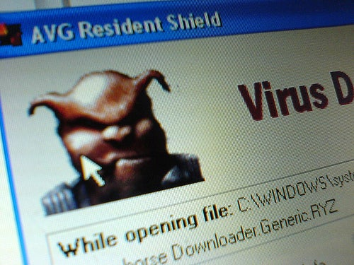Compuer Viruses: Now, Pre-Installed!