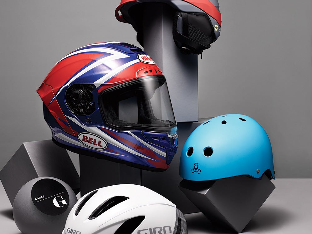 Rotational forces can be a killer in a crash, but these helmets can handle it
