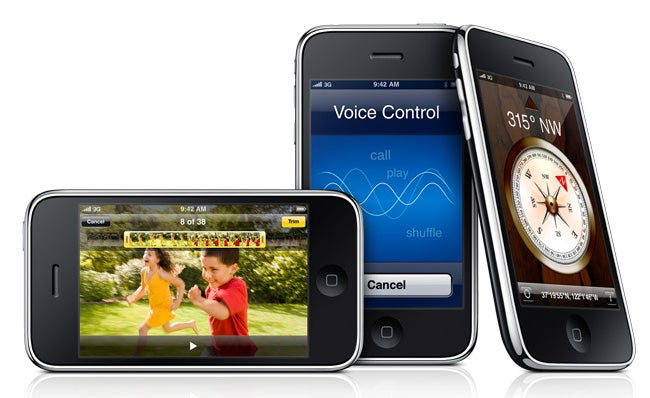 iPhone 3GS Brings Speed Boost, Improved Camera