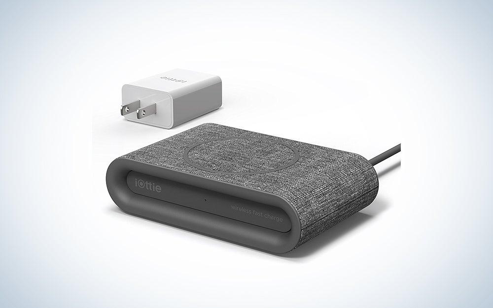 iOttie iON plus charging pad