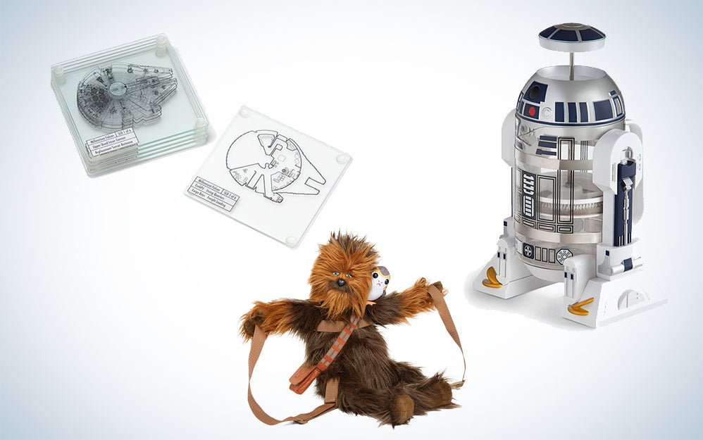 Discounted Star Wars goods and other stellar deals happening today