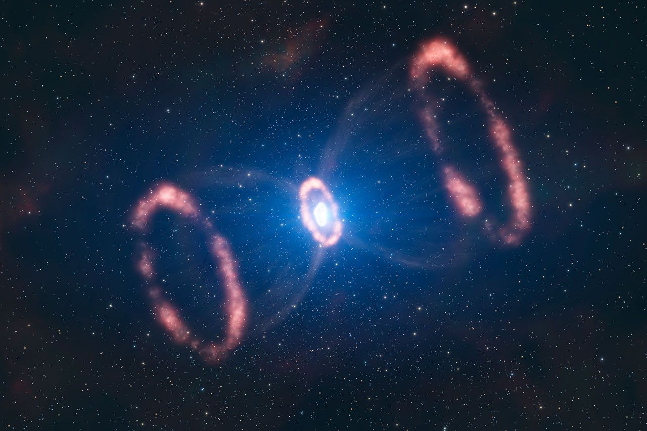 In an Astronomical First, Scientists Capture 3-D View of Exploding Star