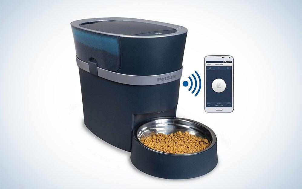 Petsafe A tech-enabled pet feeder