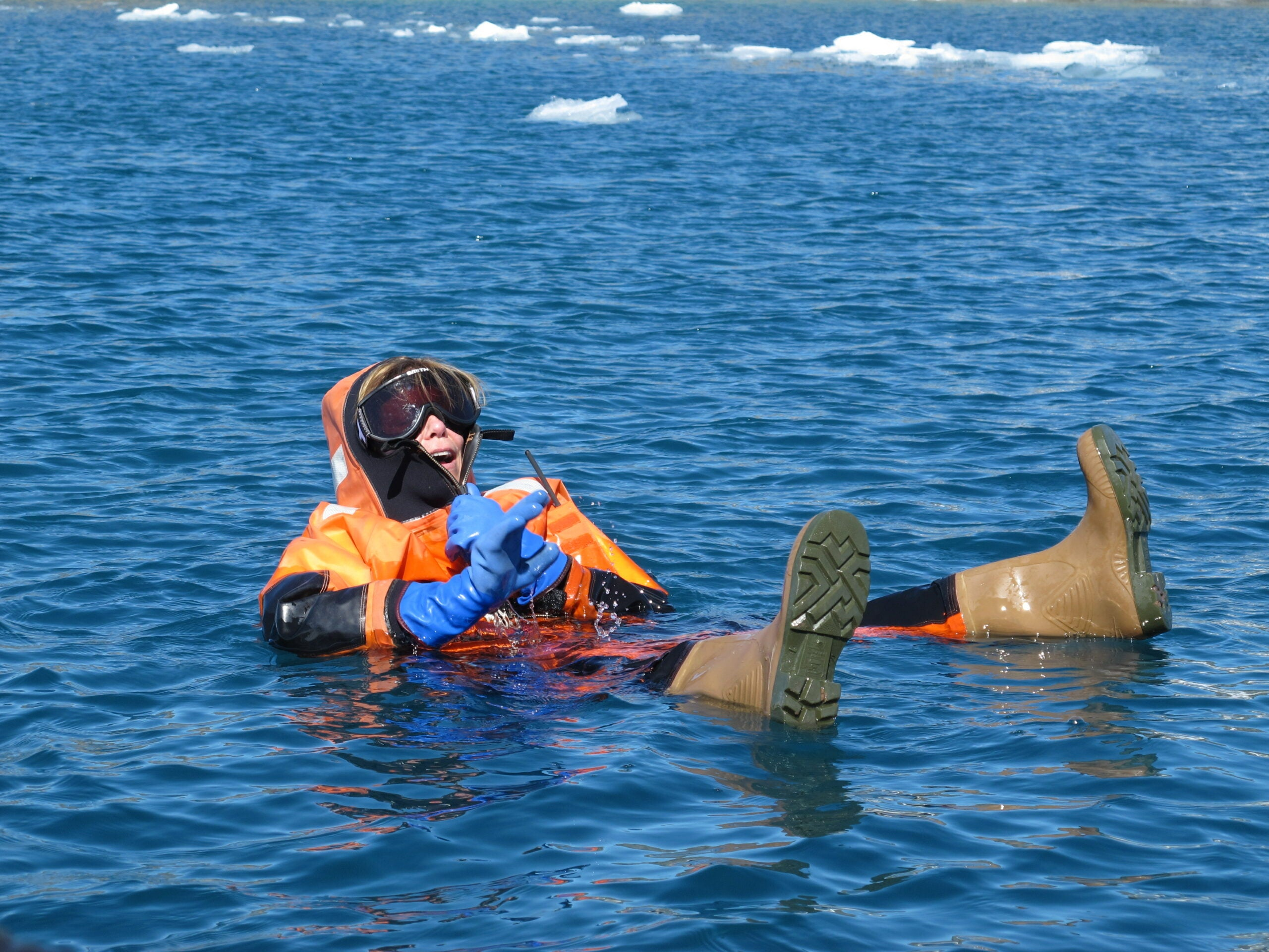 Creating New Gear To Help Humans Survive Arctic Odds