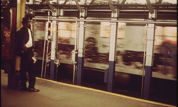 New York Tests Laser Detection System For Subway Tracks