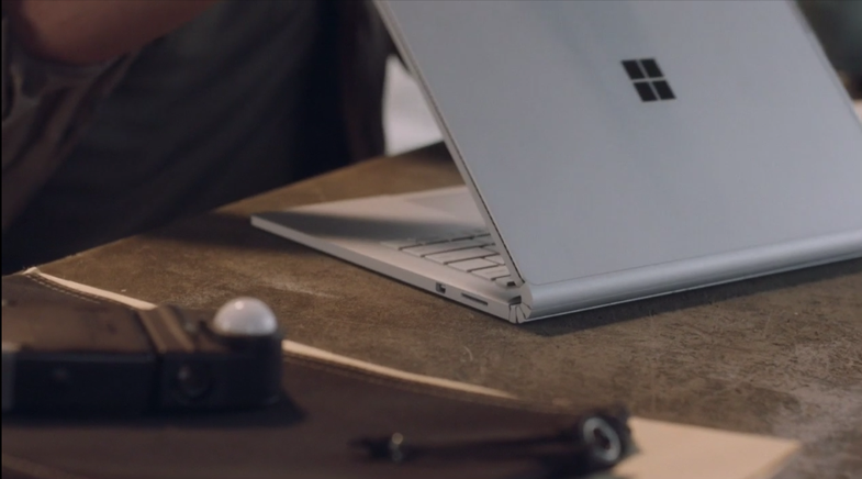 Microsoft Unveils Surface Book At Its Windows 10 2015 Event