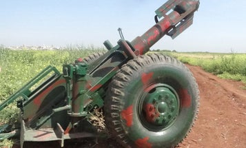 10 Improvised Weapons Made By Syrian Rebels