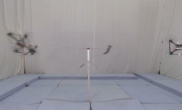 Tethered Drones Spin In Extreme Tests