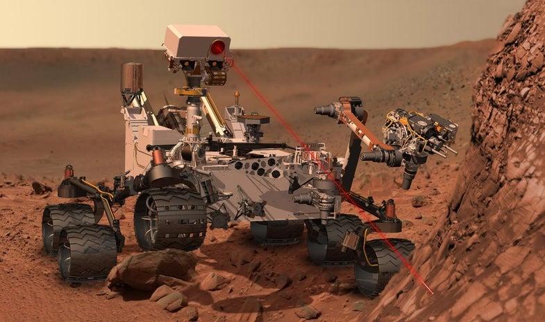 Mars Rover Curiosity's 10 Greatest Hits