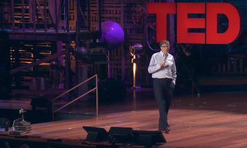 Bill Gates's 2010 TED Talk Now Online