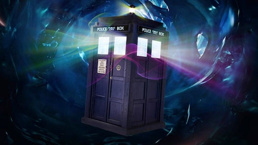An Awesome Family Is Sending A Real-Life TARDIS To Space
