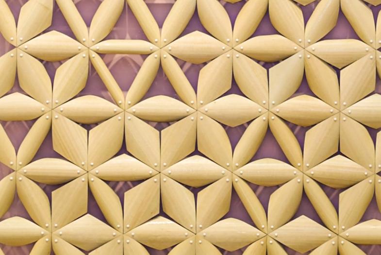 Shapeshifting Material