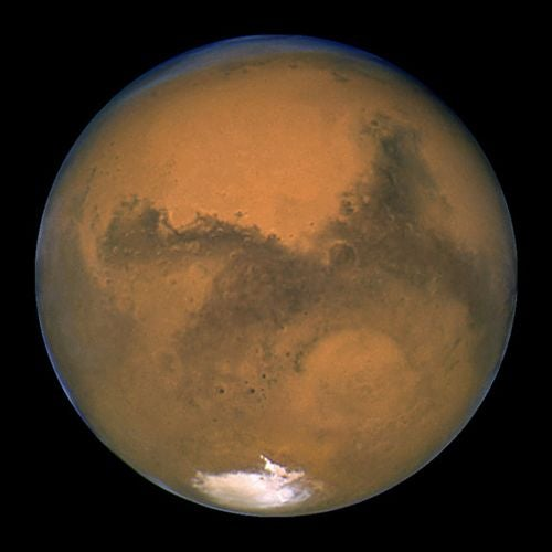 Carefully Choreographed NASA/ESA Mission Could Return Martian Soil Samples to Earth