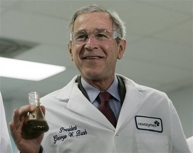 Science and the Presidency