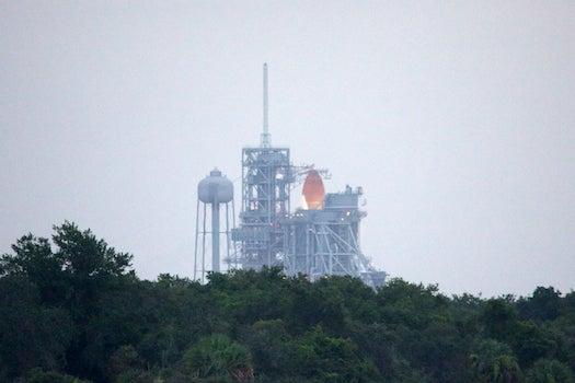 Live: Space Shuttle Atlantis's Final Launch