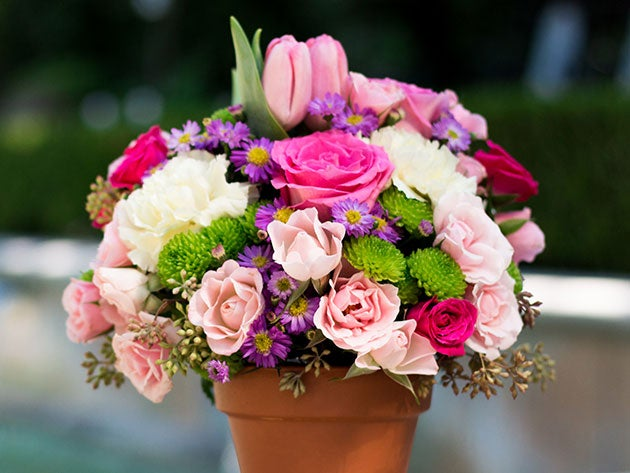 Teleflora delivers beautiful hand-arranged bouquets from local florists