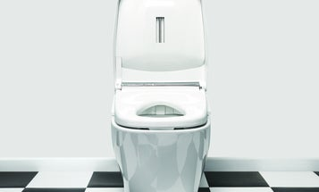Just some facts about a $10,000 toilet