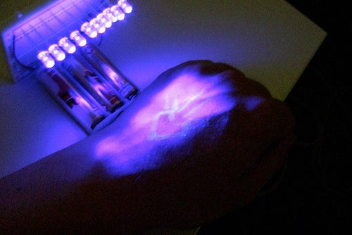 Tattooing Patients With UV Ink Could Protect Pacemakers From Hackers
