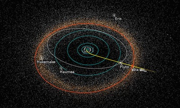 New Horizons Gets Green Light To Explore A World Beyond Pluto