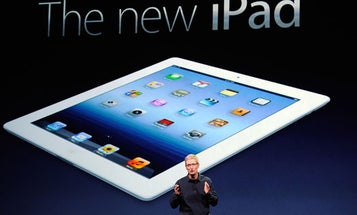 Apple's New iPad: The Screen Is Better, and It's Faster