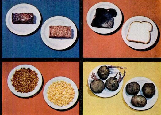 April 1956: Preserve Your Meat and Produce With Atomic Radiation