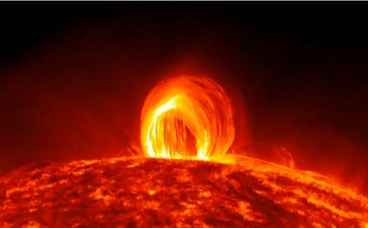 NASA Captures Rare, Beautiful Solar Rain [Video]