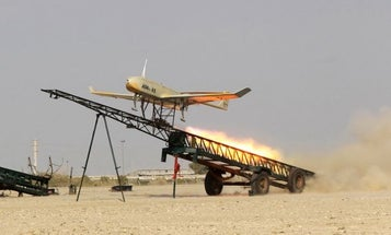 Iran's Drone Bombs Will Be Pretty Lousy Cruise Missiles