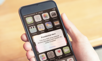Here's what you need to know about today's unavoidable Presidential Alert notification