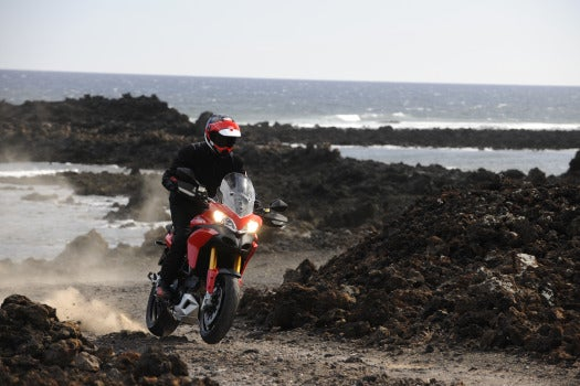 Test Drive: Ducati's 2010 Multistrada is Four Superbikes in One