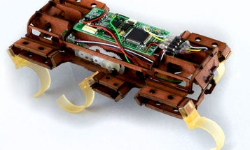 Video: This Robotic Cardboard Cockroach Is The World's Second Fastest Legged Robot