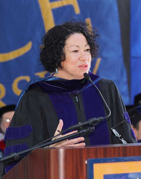 What the Sotomayor Nomination Means for Technology